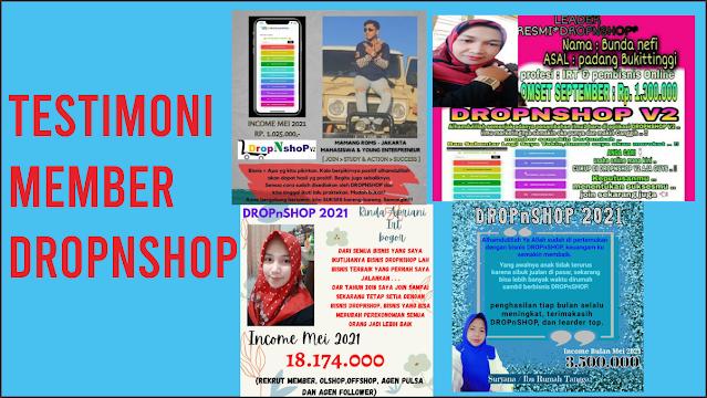 Bisnis Online Tanpa Modal Di Dropnshop