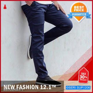 SUP1206C20 Celana Chino Pria Slim Fit Panjang BMGShop