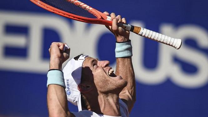 """El """"Peque"""" Schwartzman se coronó campeón del  Abierto de Argentina"""