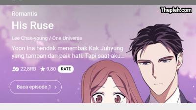 His Ruse Webtoon