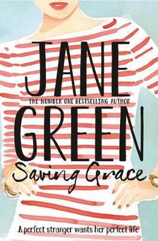 Saving Grace van Jane Green
