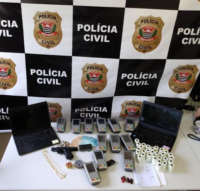 Operação Camouflage desarticula associação criminosa que movimentou mais de R$ 14 milhões em jogo do bicho, agiotagem e lavagem de dinheiro