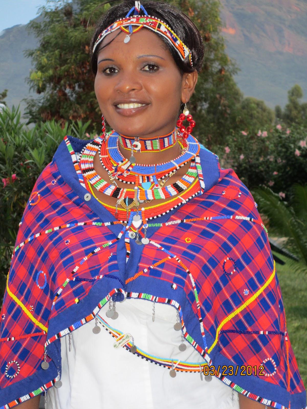 Swahili Traditional Clothing