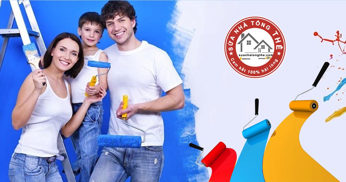 Các yếu tố ảnh hưởng đến cách pha màu sơn tường nhà đạt chuẩn