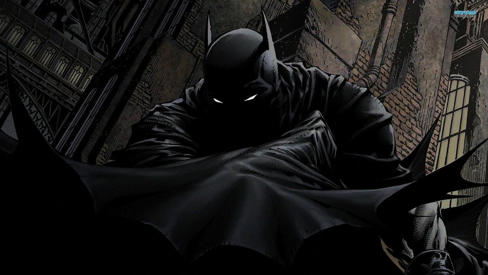 Ultra HD 4K Batman Wallpaper Download - Free New ...