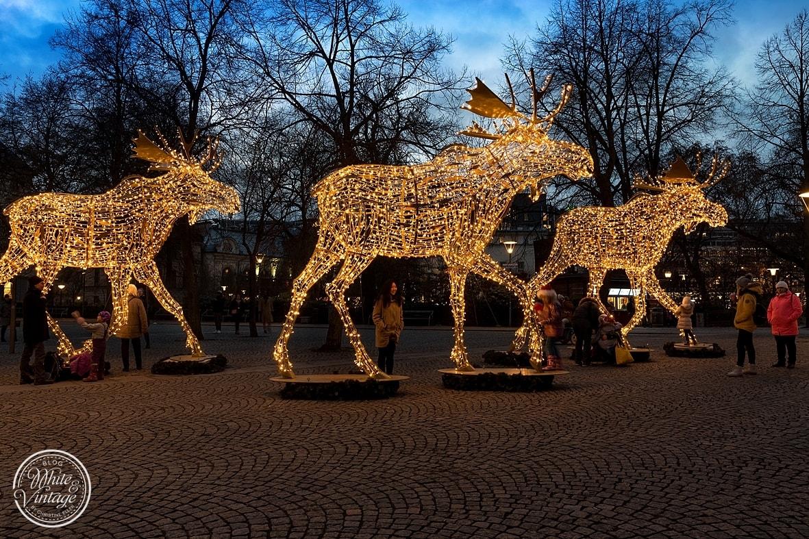Dezember in Schwedens Hauptstadt
