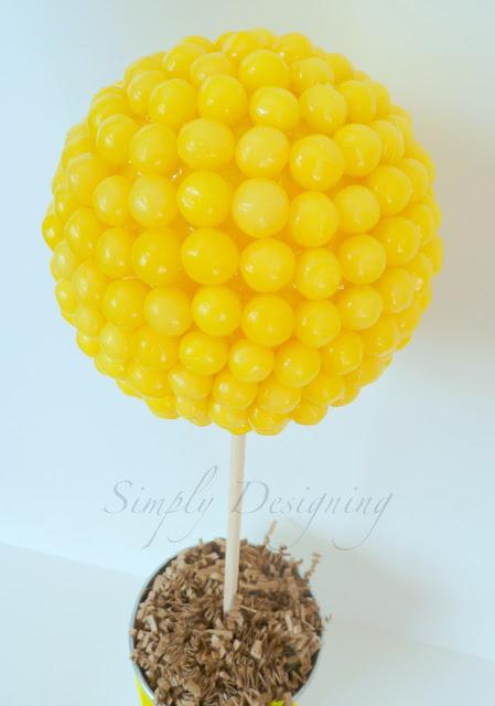 lemon03 Lemon Head Topiary 22