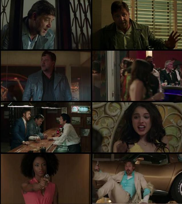 The Nice Guys 2016 English 720p WEB-DL