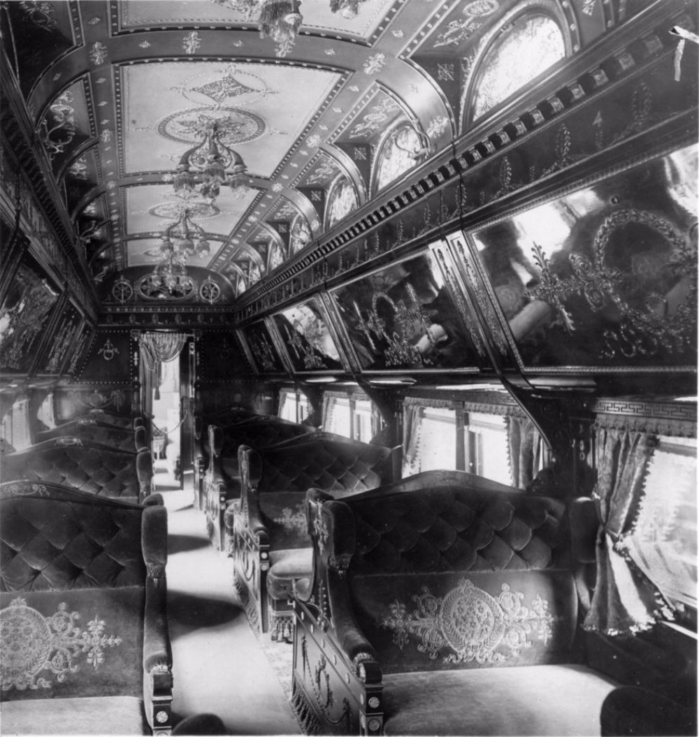 Inside Travel Trailers: The Glory Days Of Train Travel: Inside The Pullman Train