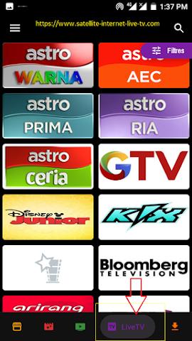 internet live tv free movie streaming app apk ARMCTV Malaysia-8