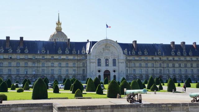 Musée de l'Armée no Hôtel des Invalides