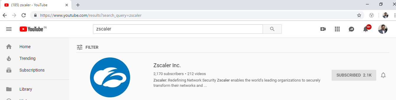 Zscaler Guide lines for URL categories: | IT Security