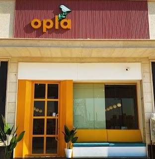 مطعم أوپلا الرياض