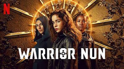 Warrior Nun Já Chegou à Netflix! E Apresenta Uma Nova Estrela Portuguesa