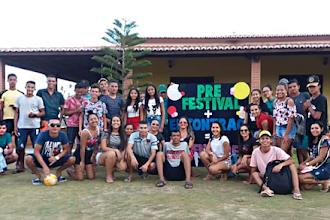 Grupo A Voz da Juventude realiza o 1º Pré Festival de Juventudes em Itapiúna