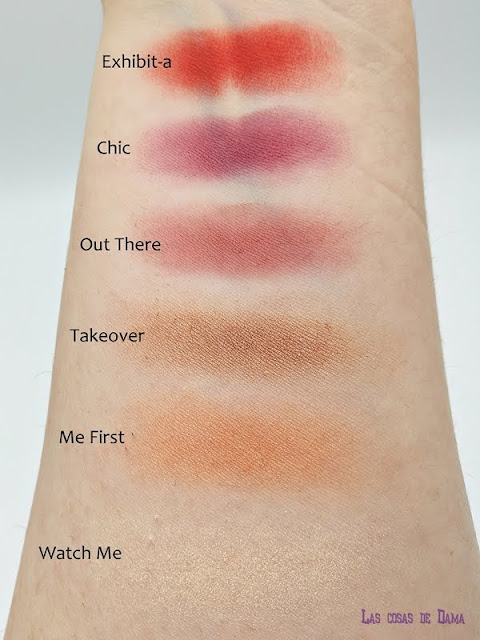Unfilttered I Cheek Palette  Nars narsissist makeup beauty blush swatches