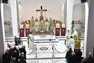 Η εορτή του Αγίου Ευθυμίου στην Κατερίνη
