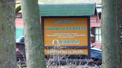 Waldcafe Corell , Cafe Hamburg