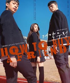 Drama Korea (Drakor) How to Buy A Friend Subtitle Indonesia