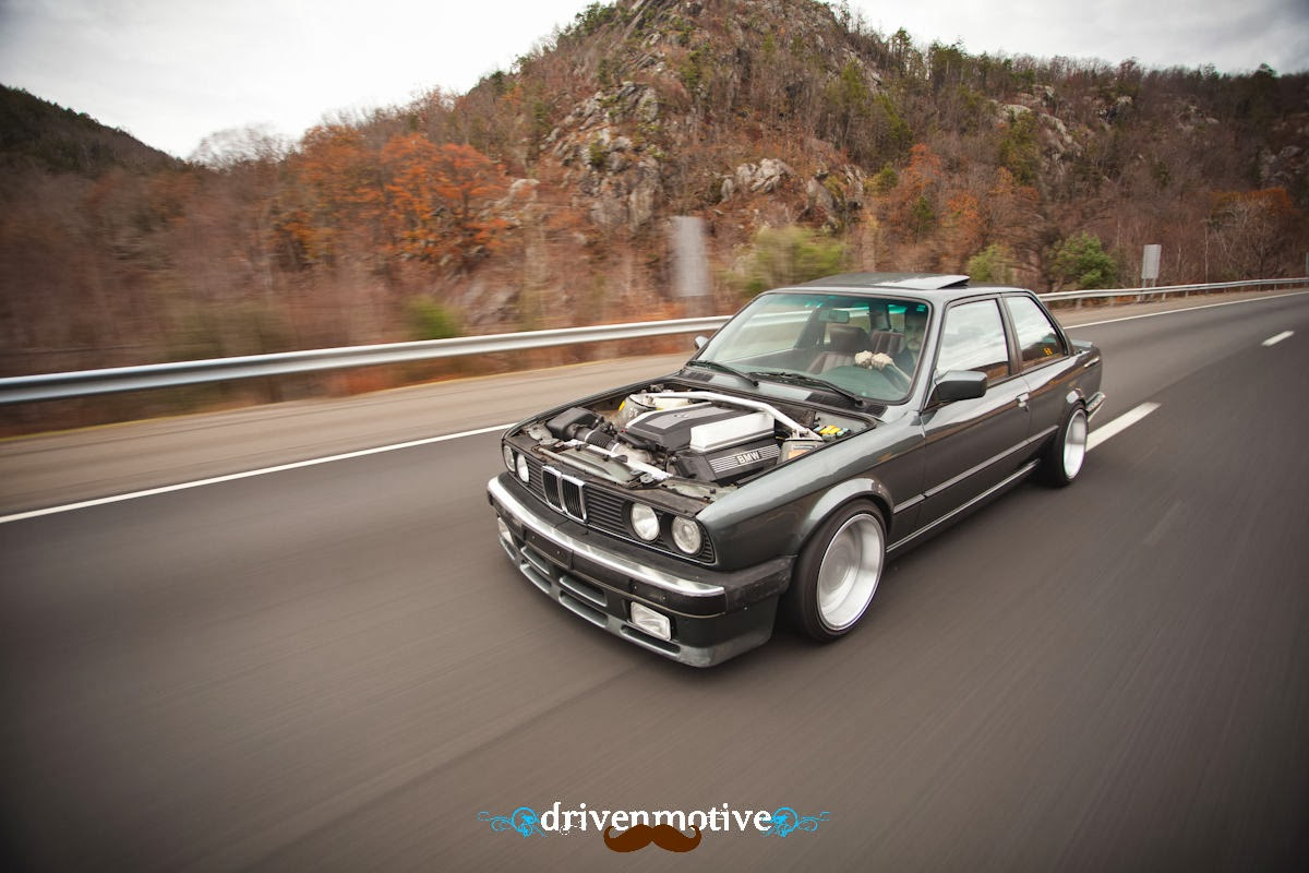 Bmw chevy v8 conversion