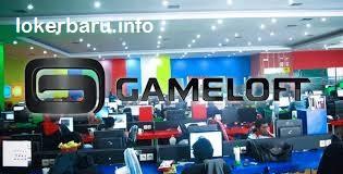 Lowongan terbaru Gameloft Indonesia