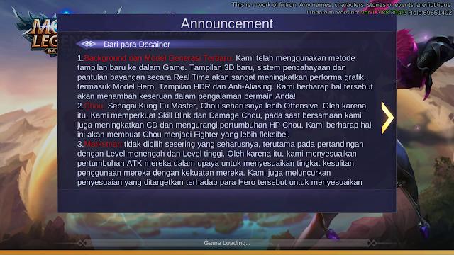 Anti 8 Bit Sekarang Mobile Legends Sudah 32 Bit 2