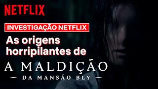 As origens de A Maldição da Mansão Bly – O CÉU DA MEIA-NOITE com George Clooney – Trailer oficial