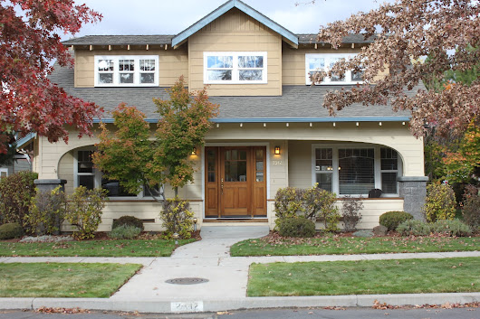 Beautiful Craftsman Style Home For Sale in NE Bend