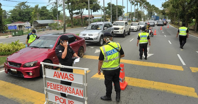 Adakah Berlaku Lockdown Di Simpang Renggam, Johor?
