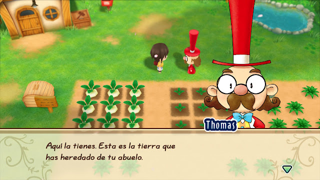 Alcade - Story of Seasons: Friends of Mineral Town