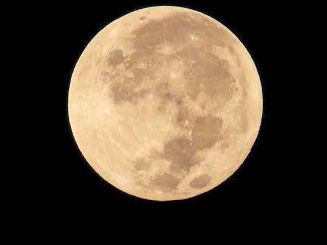 astronomy, moon, Okinawa, summer