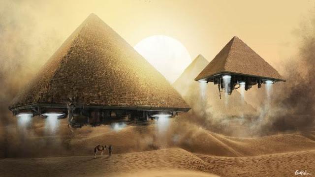Ученые заявили, что египетские фараоны были гибридами инопланетян