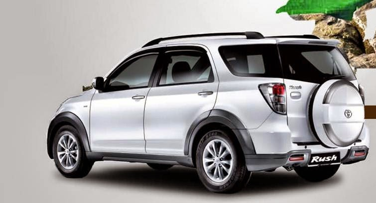 2015 Toyota Rush Review and Price