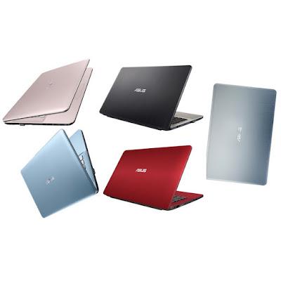Daftar Laptop Asus Murah