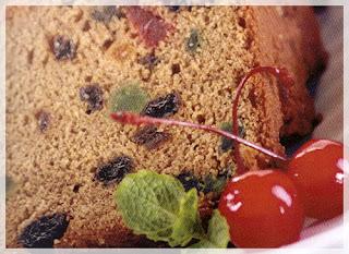 Cara membuat cake buah kering