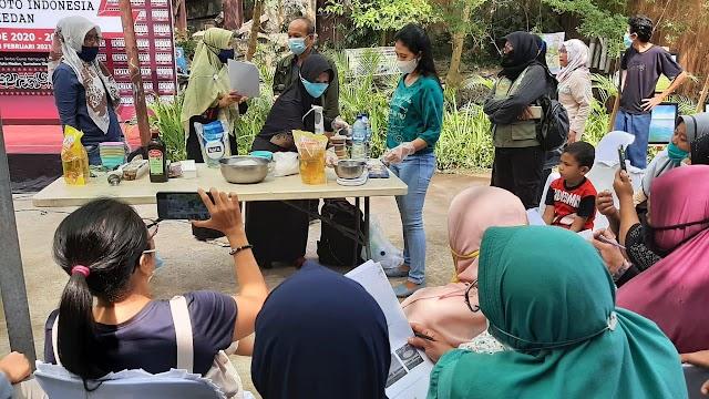 Warga Kampung Sejahtera Dilatih Buat Sabun Berbahan Minyak Atsiri