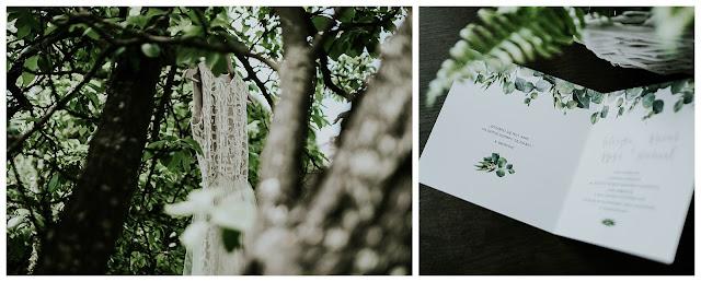 Detale, suknia Panny Młodej, przygotowania do ślubu.  Moose Wedding Fotografia