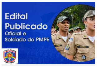 Edital de concurso Corpo de Bombeiros e Polícia Militar de PE é divulgado