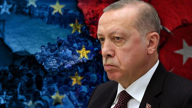 Η ανοχή θρέφει τον Ερντογάν