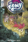 My Little Pony Spirit of the Forest #1 Comic Cover A Variant
