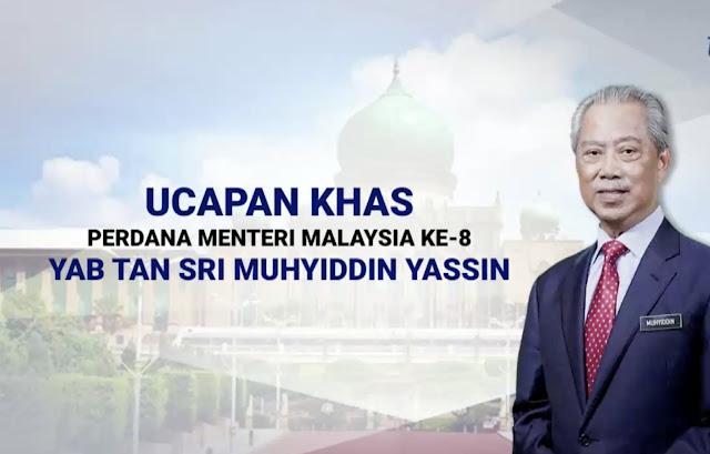 Jemaah Menteri Yang Bersih Dan Berintegriti Antara Intipati Di Dalam Ucapan Perdana Menteri Ke-8