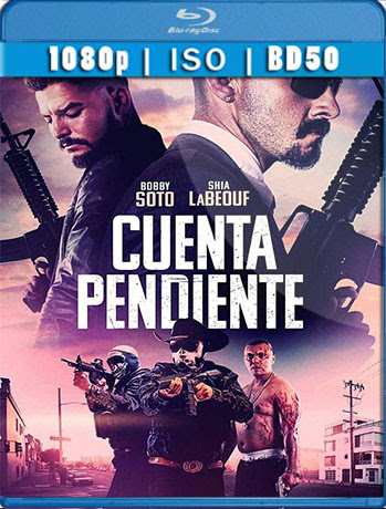 El Recolector  (Cuenta Pendiente)  (2020) 1080p BD50 Latino  [GoogleDrive] [tomyly]