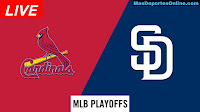 St-Louis-Cardinals-vs-San-Diego-Padres-Playoffs