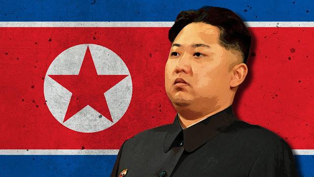 Kim Jong-un Pemimpin Korea Utara