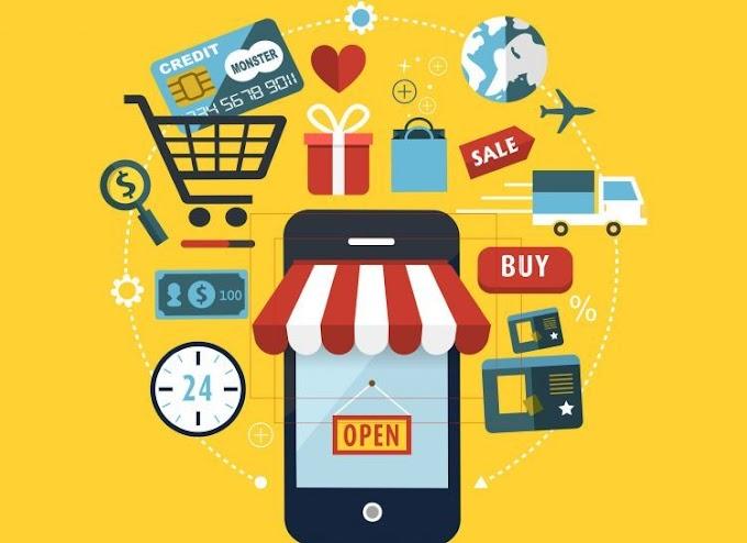 Fenomena Belanja Online di Berbagai Marketplace    Zahrapedia Artikel 2020
