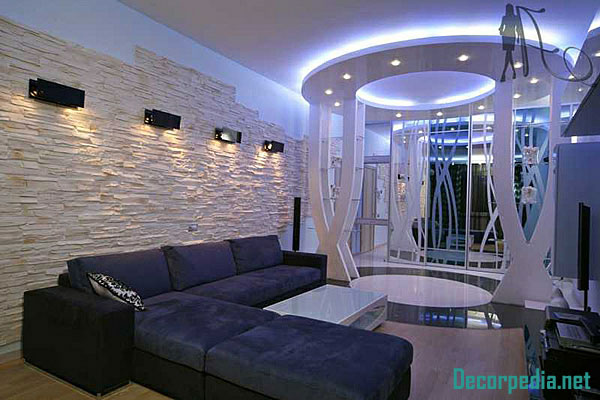 New pop ceiling designs 2019 for living room, false ceiling design ideas