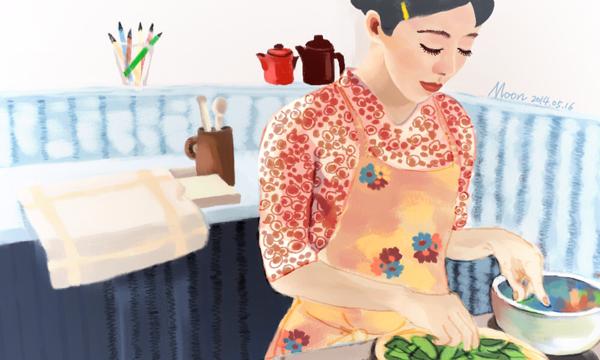 KAMOME DINER : Kisah Resto Jepang di Finlandia