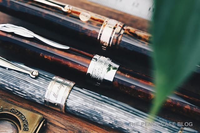 Review: Pineider La Grande Bellezza Arco fountain pen