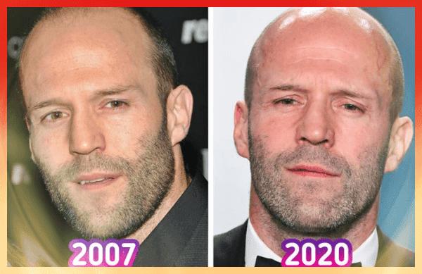Jason Statham Eski Hâli ve Son Hâli