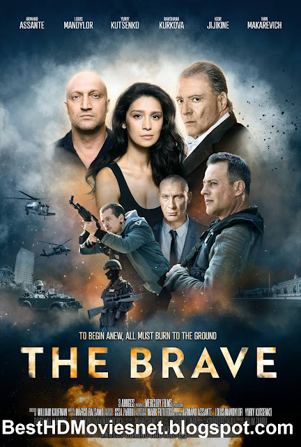 The Brave (2019) English HD Free Watch and Download
